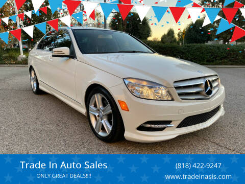 2011 Mercedes-Benz C-Class for sale at Trade In Auto Sales in Van Nuys CA