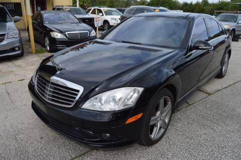 2008 Mercedes-Benz S-Class for sale at Auto Export Pro Inc. in Orlando FL