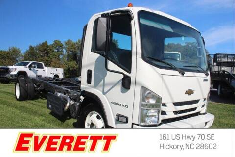 2020 Chevrolet 4500HD LCF Diesel for sale at Everett Chevrolet Buick GMC in Hickory NC