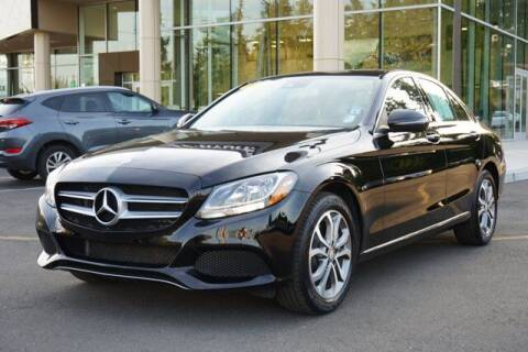 2016 Mercedes-Benz C-Class for sale at Jeremy Sells Hyundai in Edmonds WA