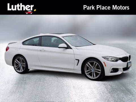 2019 BMW 4 Series for sale at Park Place Motor Cars in Rochester MN
