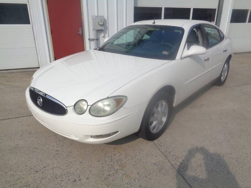 2005 Buick LaCrosse for sale at Lewin Yount Auto Sales in Winchester VA