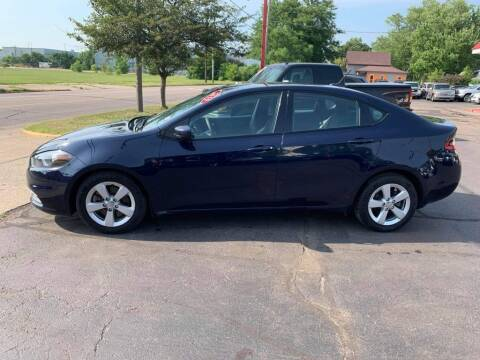 2015 Dodge Dart for sale at THE PATRIOT AUTO GROUP LLC in Elkhart IN