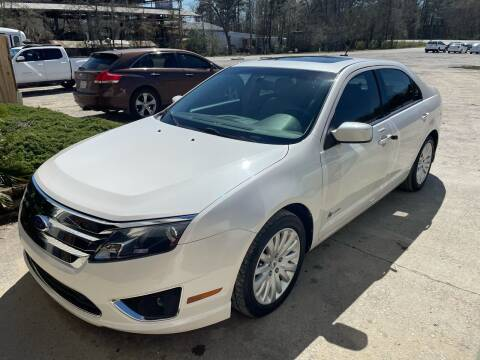 2010 Ford Fusion Hybrid for sale at Hwy 80 Auto Sales in Savannah GA