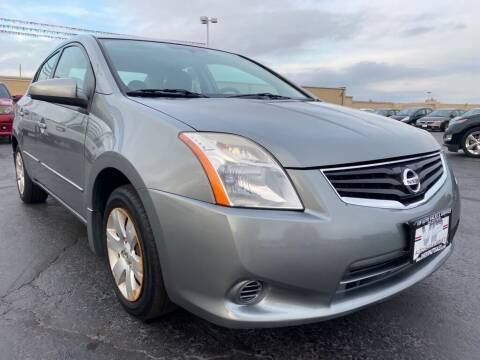 2012 Nissan Sentra for sale at VIP Auto Sales & Service in Franklin OH