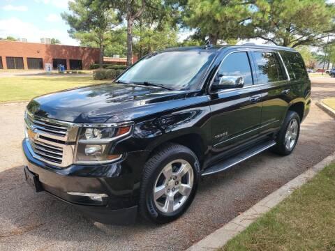 2015 Chevrolet Tahoe for sale at E Z AUTO INC. in Memphis TN
