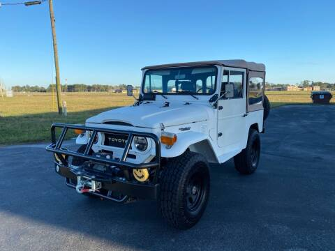 1974 Toyota Land Cruiser for sale at Select Auto Sales in Havelock NC
