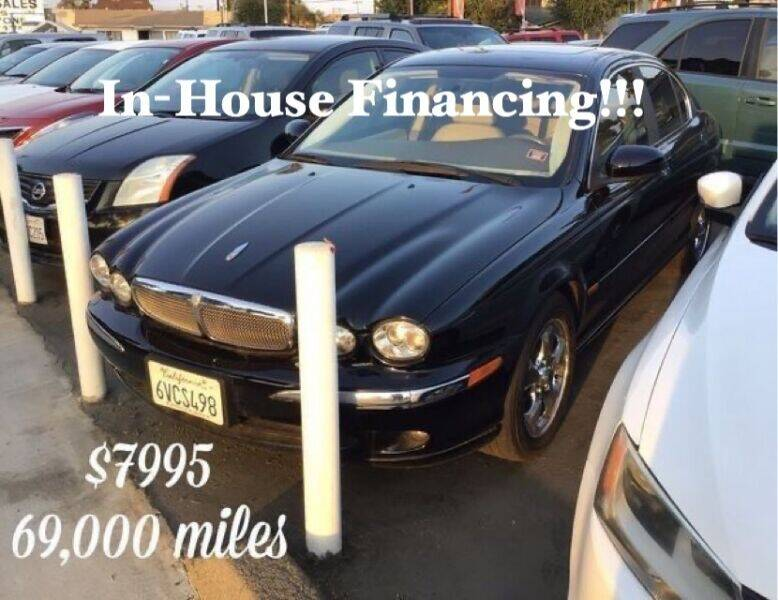 2007 Jaguar X-Type for sale at Sidney Auto Sales in Downey CA