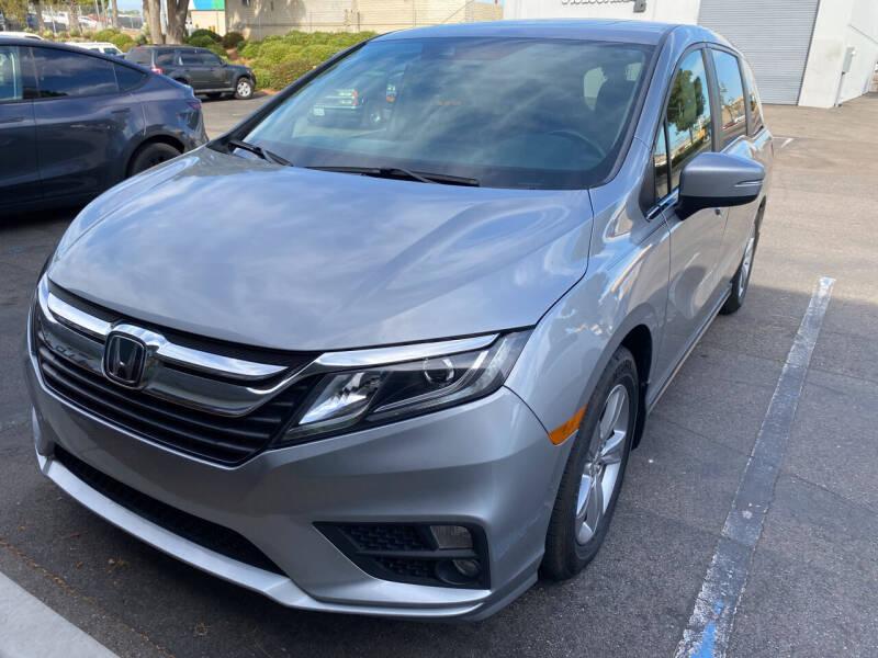 2018 Honda Odyssey for sale at Cars4U in Escondido CA