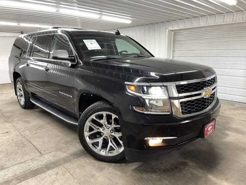 2016 Chevrolet Suburban for sale at Hi-Way Auto Sales in Pease MN