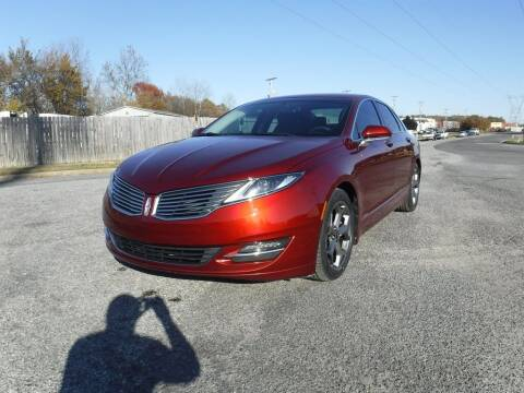 2014 Lincoln MKZ for sale at Memphis Truck Exchange in Memphis TN