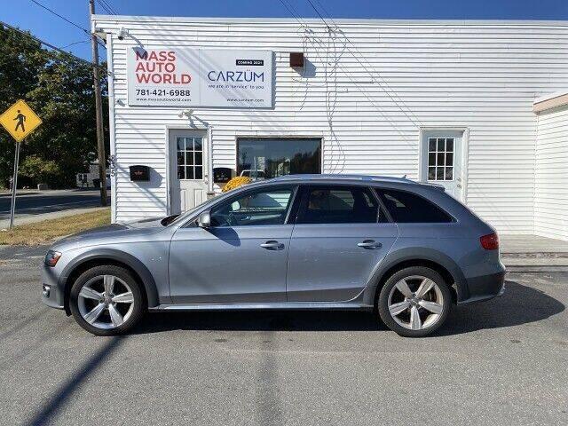 2015 Audi Allroad for sale in Whitman, MA