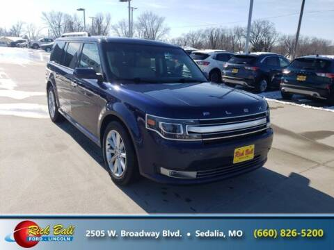2016 Ford Flex for sale at RICK BALL FORD in Sedalia MO