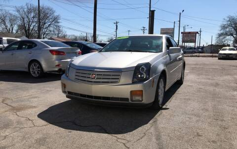 2007 Cadillac CTS for sale at Limited Auto Sales Inc. in Nashville TN