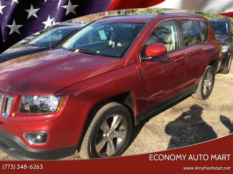 2016 Jeep Compass for sale at ECONOMY AUTO MART in Chicago IL