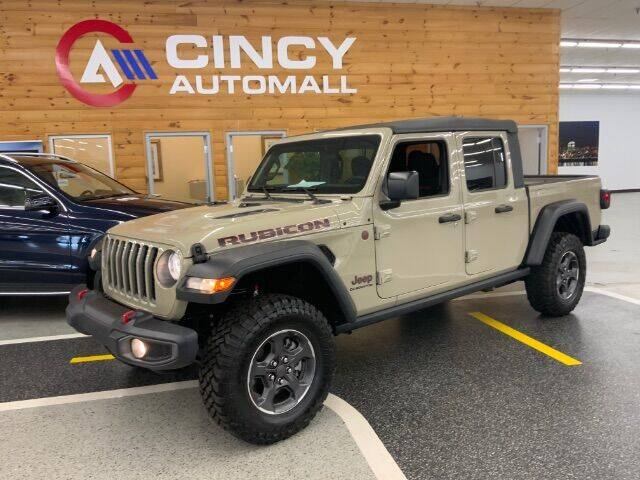 2020 Jeep Gladiator for sale at Dixie Motors in Fairfield OH