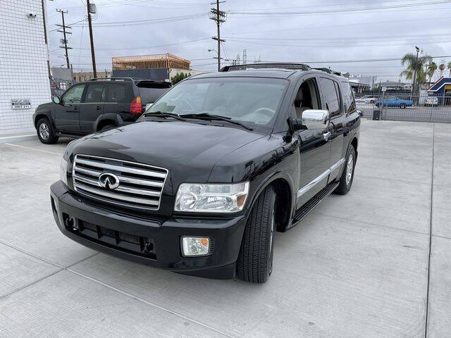 2006 Infiniti QX56 for sale at Hunter's Auto Inc in North Hollywood CA