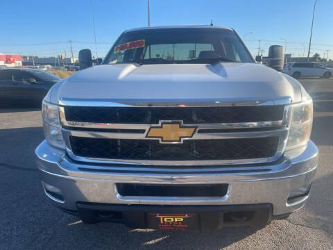 2013 Chevrolet Silverado 2500HD for sale at Top Line Auto Sales in Idaho Falls ID