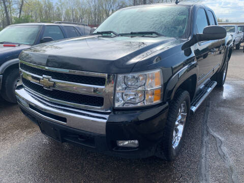 2011 Chevrolet Silverado 1500 for sale at 51 Auto Sales Ltd in Portage WI