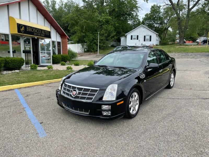2009 Cadillac STS for sale at Bronco Auto in Kalamazoo MI