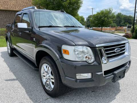 2007 Ford Explorer Sport Trac for sale at CROSSROADS AUTO SALES in West Chester PA