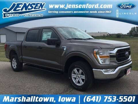 2021 Ford F-150 for sale at JENSEN FORD LINCOLN MERCURY in Marshalltown IA