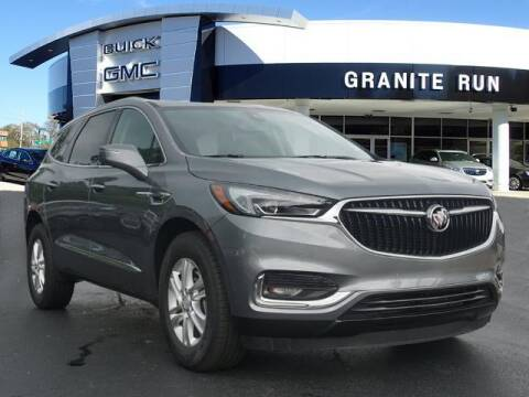 2019 Buick Enclave for sale at GRANITE RUN PRE OWNED CAR AND TRUCK OUTLET in Media PA