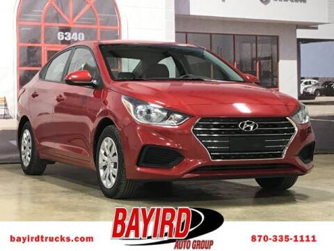 2019 Hyundai Accent for sale at Bayird Truck Center in Paragould AR