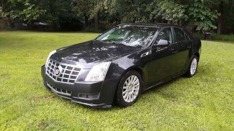 2012 Cadillac CTS for sale at Don Roberts Auto Sales in Lawrenceville GA