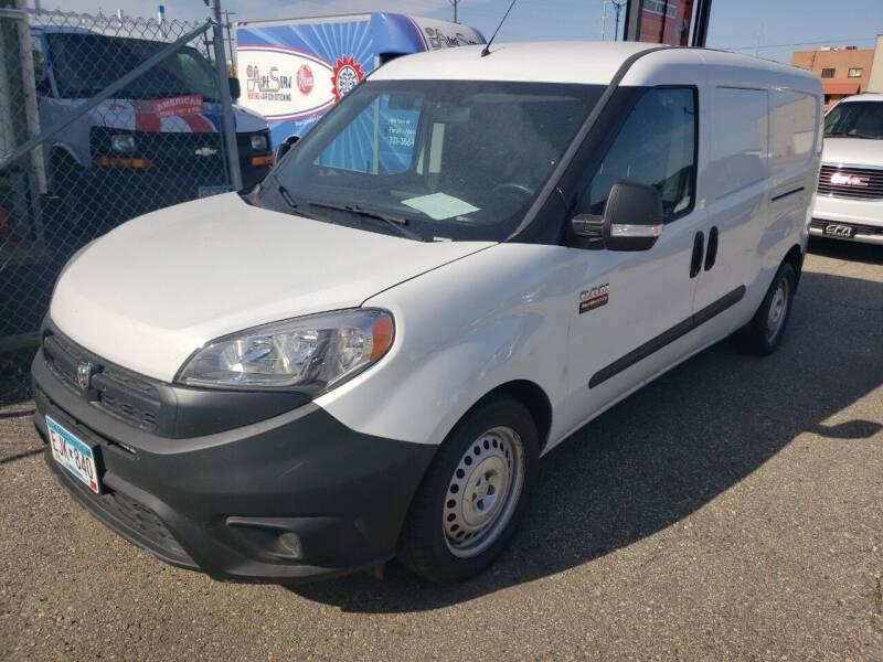 2016 RAM ProMaster City Cargo for sale at CFN Auto Sales in West Fargo ND