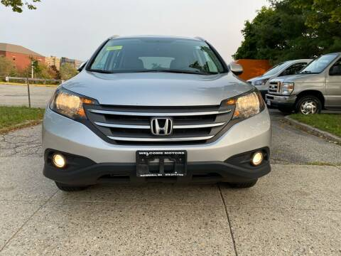 2013 Honda CR-V for sale at Welcome Motors LLC in Haverhill MA