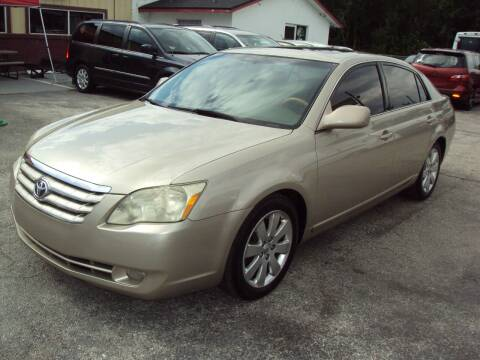 2006 Toyota Avalon for sale at Mars auto trade llc in Kissimmee FL