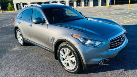 2013 Infiniti FX37 for sale at H & B Auto in Fayetteville AR