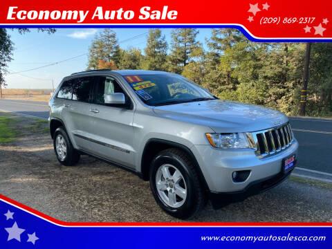 2011 Jeep Grand Cherokee for sale at Economy Auto Sale in Modesto CA