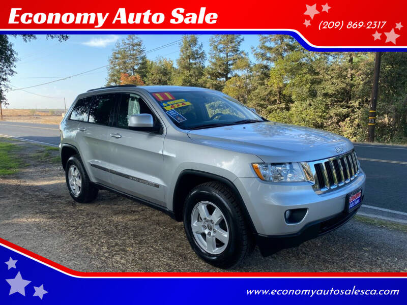 2011 Jeep Grand Cherokee for sale at Economy Auto Sale in Modesto CA