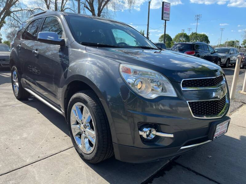 2010 Chevrolet Equinox for sale at Direct Auto Sales in Milwaukee WI
