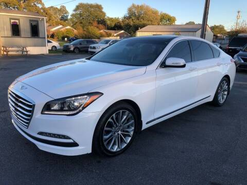 2016 Hyundai Genesis for sale at Modern Automotive in Boiling Springs SC