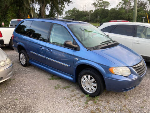 2007 Chrysler Town and Country for sale at Harbor Oaks Auto Sales in Port Orange FL