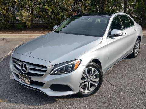 2016 Mercedes-Benz C-Class for sale at Mich's Foreign Cars in Hickory NC