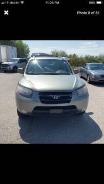 2007 Hyundai Santa Fe for sale at Worldwide Auto Sales in Fall River MA