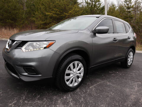 2016 Nissan Rogue for sale at RUSTY WALLACE KIA OF KNOXVILLE in Knoxville TN
