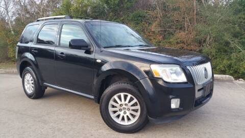 2009 Mercury Mariner for sale at Houston Auto Preowned in Houston TX