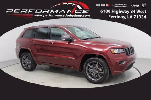 2021 Jeep Grand Cherokee for sale at Performance Dodge Chrysler Jeep in Ferriday LA
