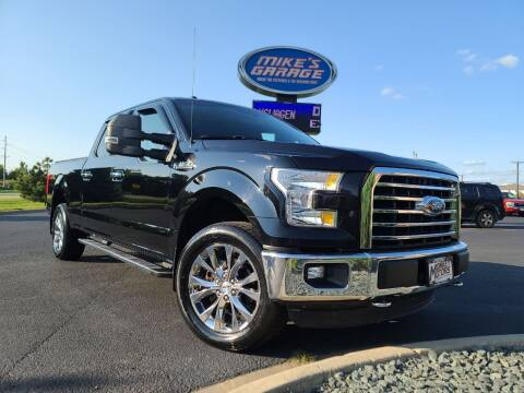 2016 Ford F-150 for sale at Monkey Motors in Faribault MN