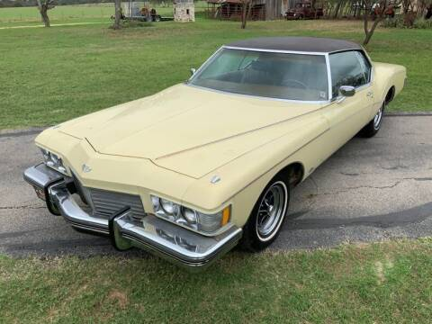 1973 Buick Riviera for sale at STREET DREAMS TEXAS in Fredericksburg TX