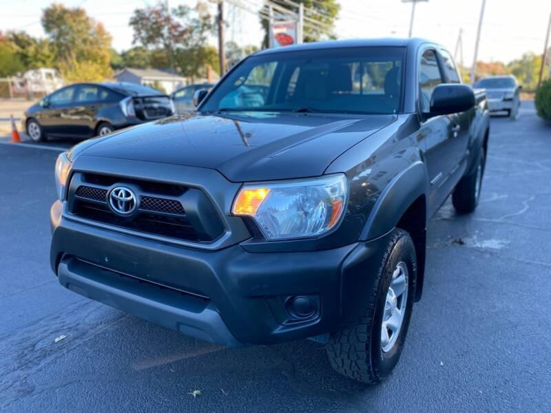 2012 Toyota Tacoma for sale at 1A Auto Sales in Walpole MA