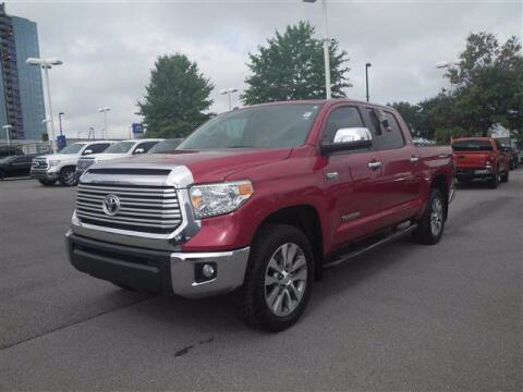 2017 Toyota Tundra for sale at BEAMAN TOYOTA GMC BUICK in Nashville TN
