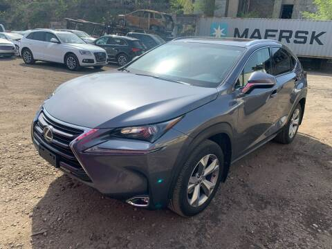 2017 Lexus NX 200t for sale at Ultimate Motors in Port Monmouth NJ