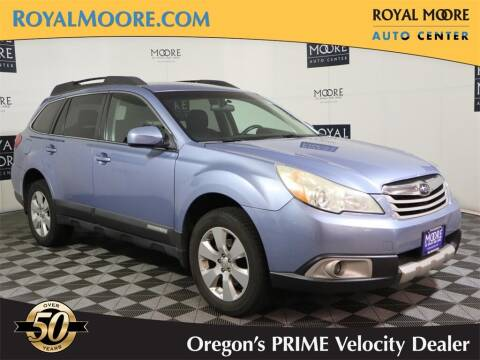 2011 Subaru Outback for sale at Royal Moore Custom Finance in Hillsboro OR