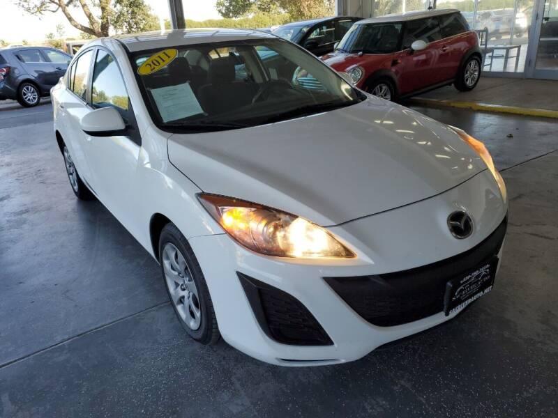 2011 Mazda MAZDA3 for sale at Sac River Auto in Davis CA